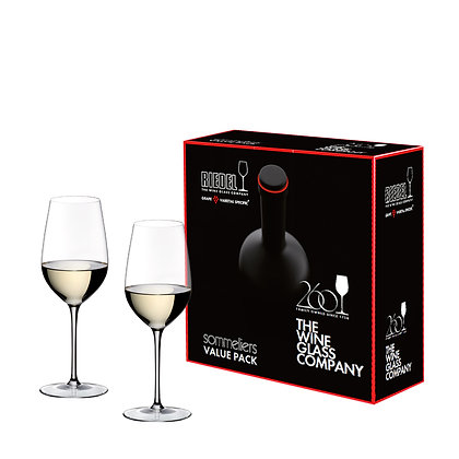 Riedel Sommeliers Riesling Grand Cru/Zinfandel Value Pack
