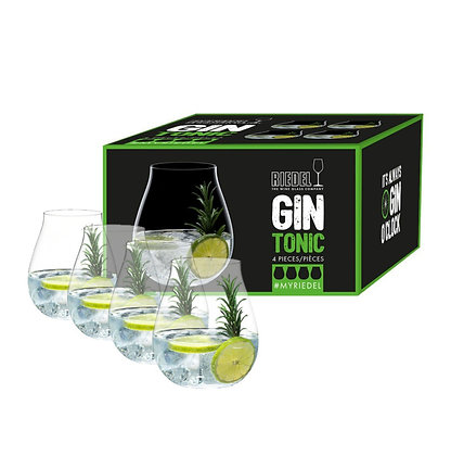 Riedel Gin Set (4 Tumblers)