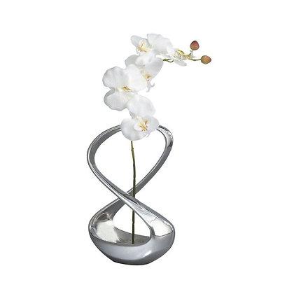 Nambe Infinity Vase 30cm