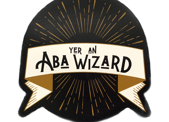 ABA Wizard Magnet