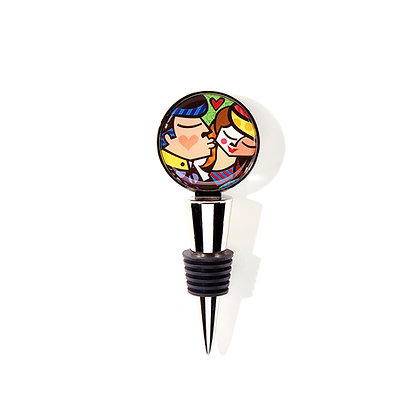 Britto Bottle Topper - Kisses & More