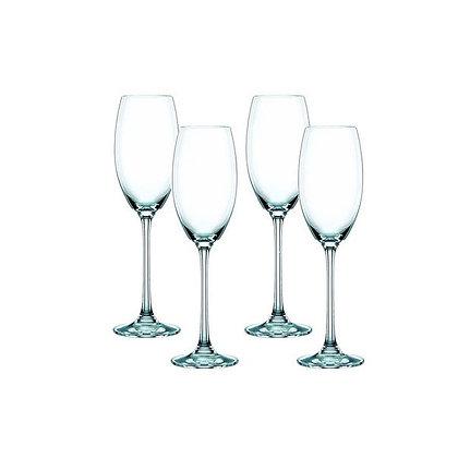 Nachtmann Vivendi Champagne Flute Set of 4