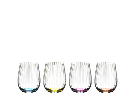"Riedel Optical Happy ""O""  (4 pieces)"
