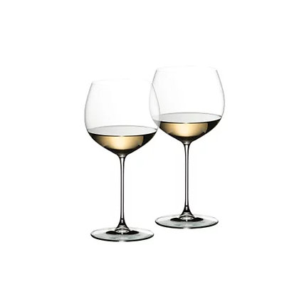 Riedel Veritas Oaked Chardonnay Set of 2