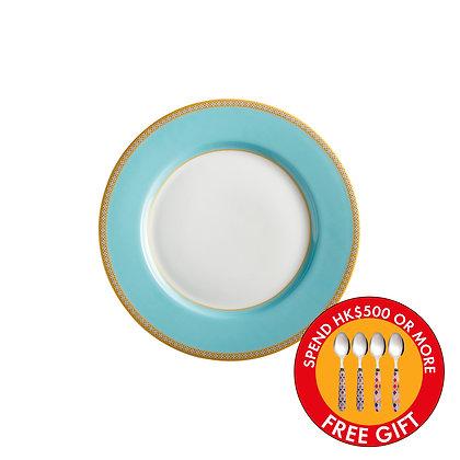 Maxwell & Williams Teas & C's Kasbah Classic Rim Plate 19.5cm Turquoise