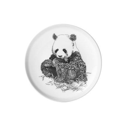 Maxwell & Williams Marini Ferlazzo Plate - 20cm Giant Panda