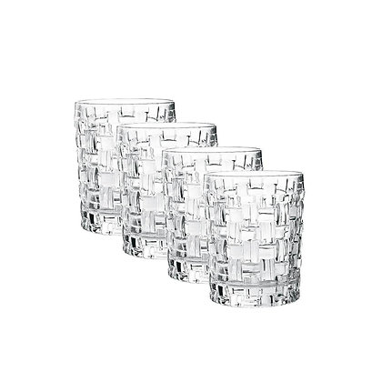 Nachtmann Bossa Nova Whisky Tumbler Set of 4