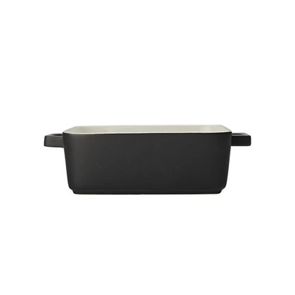 Maxwell & Williams Epicurious Square Baker 19x7.5cm (Black)