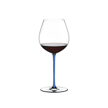 Riedel Fatto A Mano Pinot Noir Sky Blue