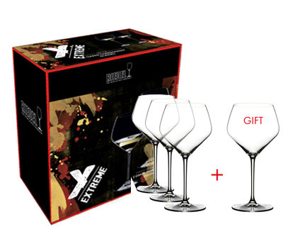 Riedel Extreme Oaked Chardonnay Pay 3 Get 4