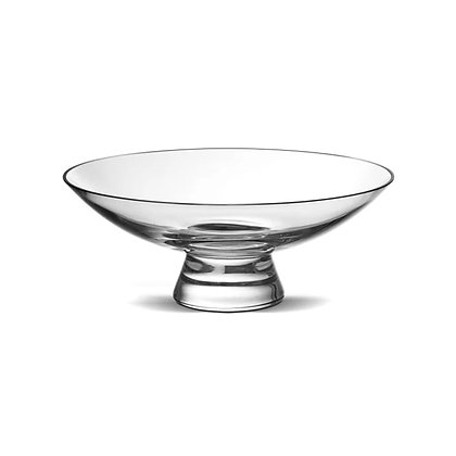 Nude Silhouette Bowl Large Clear