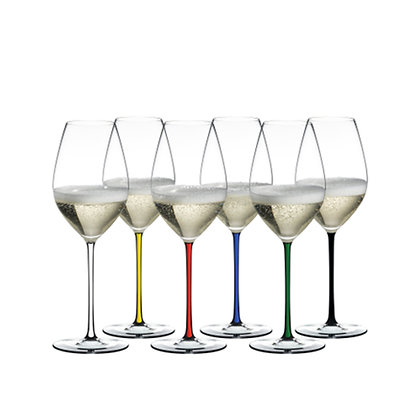 Riedel Fatto A Mano Gift Set Champagne Glass (Set of 6 pcs)
