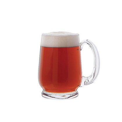 Dartington Glass Tankard Barley Corn