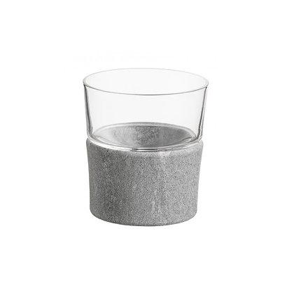 Hukka Design Whisky Fiilis Stone Base & Glass