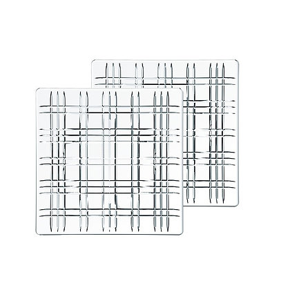 Nachtmann Square Platter 21cm Set of 2