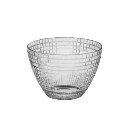 Bohemia Crystal Punk Bowl 20.5cm