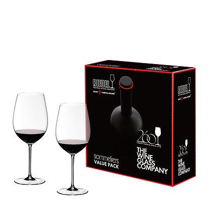 Riedel Sommeliers Bordeaux Grand Cru Value Pack