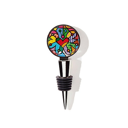 Britto Bottle Topper - Butterfly