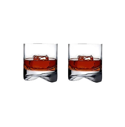 Nude Arch Whisky Glass 300cc Set of 2