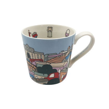 Maxwell & Williams Megan McKean Cities Mug 430ML Rome Gift Boxed