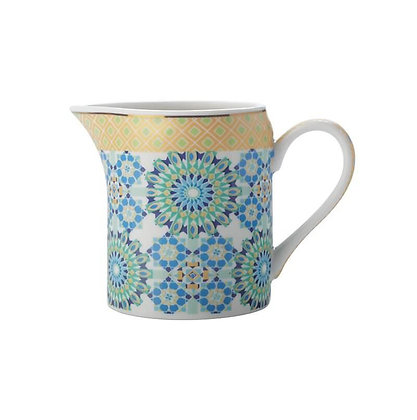 Maxwell & Williams Teas & C's Isfara - Creamer 300ML Bukhara Blue/Red