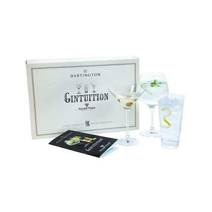Dartington Gintuition (3 Pack) Box Sets