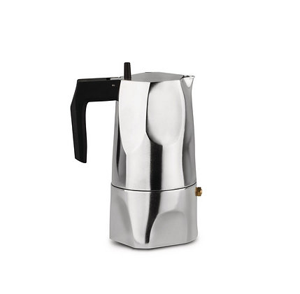 Alessi Ossidiana Espresso Coffee Maker