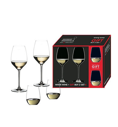 Riedel White Wine Gift Set (4 pieces)