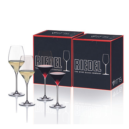 Riedel Vitis White/Red Wine Glass (4 pieces)