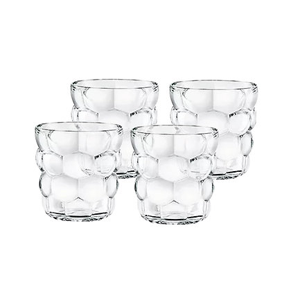 Nachtmann Bubbles Tumbler Small Set of 4