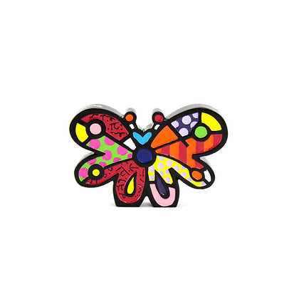 Britto Mini Butterfly Figurine