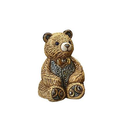 De Rosa Green Teddy Bear
