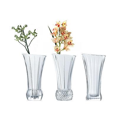Nachtmann Spring Table Vase Set of 3 (13.6cm)