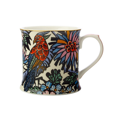 Maxwell & Williams Greg Irvine Mug 360ML Birds In Paradise Gift Boxed