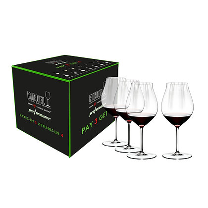 Riedel Performance Pinot Noir Pay 3 Get 4