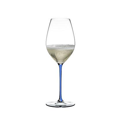 Riedel Fatto A Mano Champagne Sky Blue