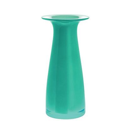 Dartington JUNO Ocean Green Tall Vase 25.5cm