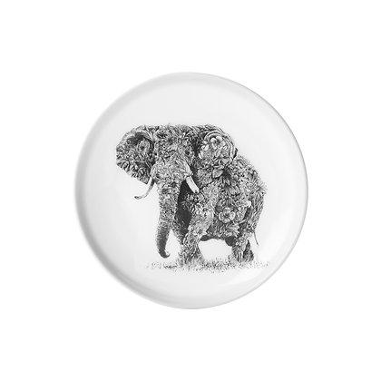 Maxwell & Williams Marini Ferlazzo Plate - 20cm African Elephant
