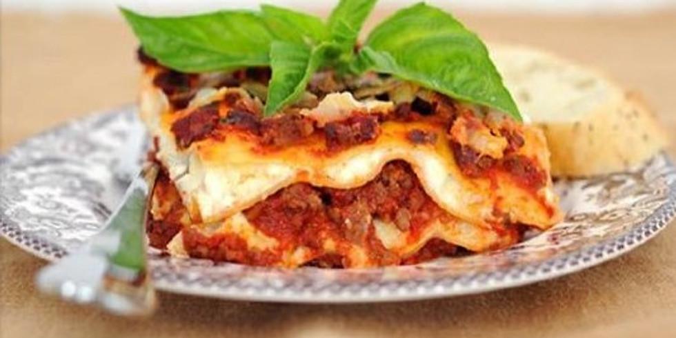 Lasagna Wednesdays