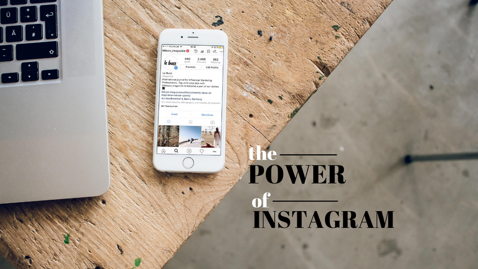 The Marketing Power of Instagram