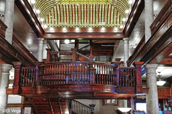 Hotel Mezzanine