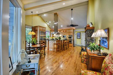 Estate Kitchen Area