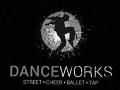 Danceworks tshirt