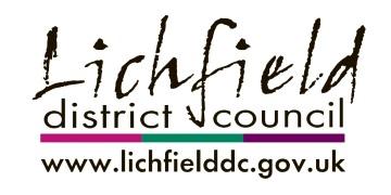 LICHFIELD COUNCIL LOGO