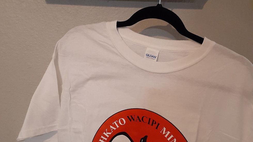 Button Logo T-shirt