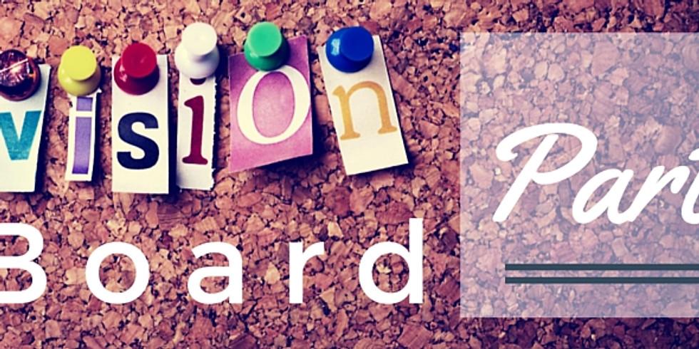 Make a Vision Board Class
