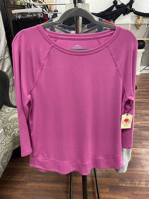 Fuchsia Color Shirt