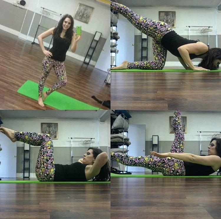 Tuesday & Thursday PM Pop Pilates