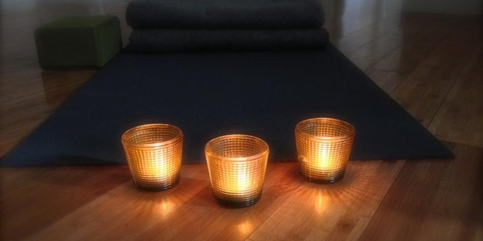 Candlelight Gentle Flow Yoga Class (1)
