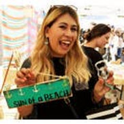 Sun Of A Beach Sign l Beach Decor l Wood Sign